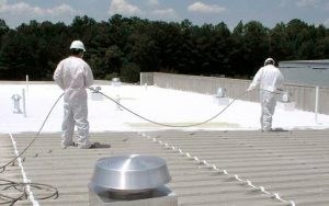 heat reflective roof coating flat roof