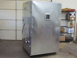 metal powder coating oven
