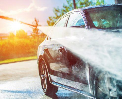 nano coating car