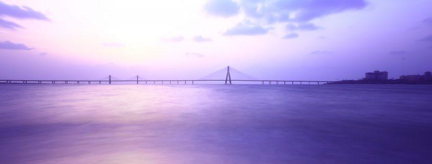 powder coating Mumbai bridge