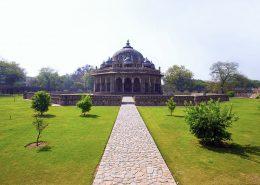 Isa Khan Tomb New Delhi India