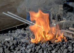 fire resistant paint for steel lets the metal retain its strength for longer